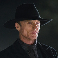 The Man in Black played by Ed Harris