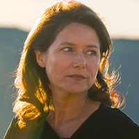 Theresa Cullen played by Sidse Babett Knudsen