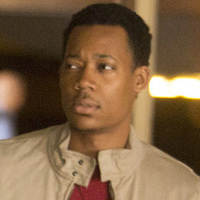 Edgar Standish played by Tyler James Williams