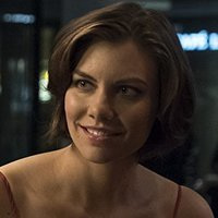 Francesca Trowbridge played by Lauren Cohan