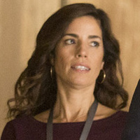 Susan Sampson played by Ana Ortiz