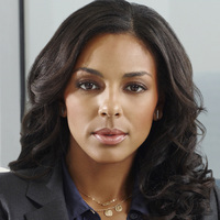 Diana Barrigan played by Marsha Thomason