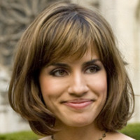 Lauren Cruz played by Natalie Morales