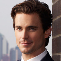 Neal Caffrey played by Matt Bomer