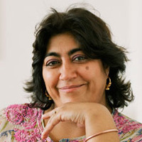 Gurinder Chadha played by Gurinder Chadha