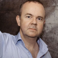 Ian Hislop played by Ian Hislop