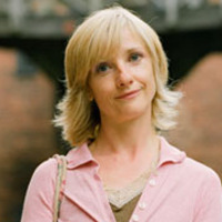 Jane Horrocks played by Jane Horrocks