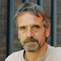 Jeremy Irons played by Jeremy Irons
