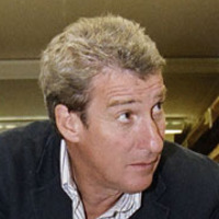 Jeremy Paxman played by Jeremy Paxman