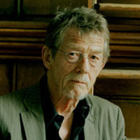 John Hurt played by John Hurt