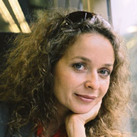 Julia Sawalha played by Julia Sawalha