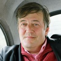 Stephen Fry played by Stephen Fry