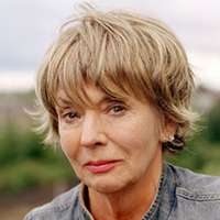 Sue Johnston played by Sue Johnston