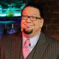 Penn Jillette - Lead Judge Wizard Wars