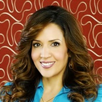 Theresa Russo played by Maria Canals-Barrera