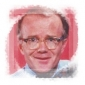 Les Nessman played by Richard Sanders