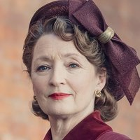Robina Chase played by Lesley Manville