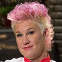 Anne Burrell played by Anne Burrell