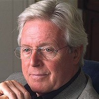 Michael Aspel played by Michael Aspel