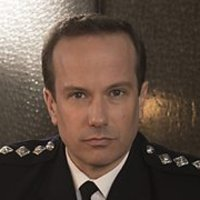Chief Inspector Walter Briggs played by Mark Healy