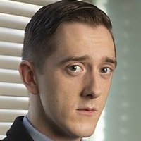 PC Tommy Perkins played by Liam Jeavons