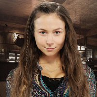 Waverly Earp played by Dominique Provost-Chalkley