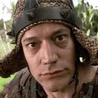 Joxer played by Ted Raimi