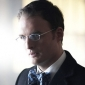 Colonel Amos played by Greg Bryk