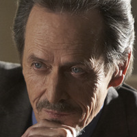 President Carrington played by Stephen McHattie