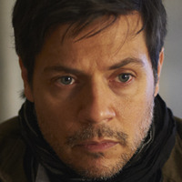 Vargas played by Bruce Ramsay