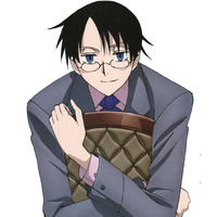 Watanuki played by Todd Haberkorn