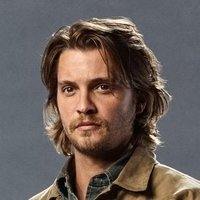 Kayce Dutton played by Luke Grimes