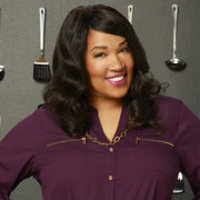 Yolanda played by Kym Whitley