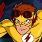 Kid Flash played by Jason Spisak