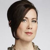Diana Trout played by Miriam Shor