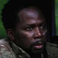 Mark Hammond played by Harold Perrineau
