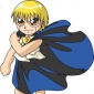 Zatch Bell played by Debi Derryberry