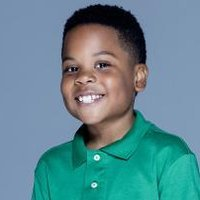 Xavier Moon played by Jaylon Gordon