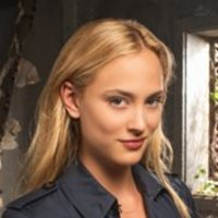 Chloe Tousignant played by Nora Arnezeder