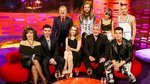 19x05 - Paul Hollywood, Dame Joan Collins, Lily James, Richard Madden and music from DNCE.,