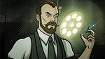 08x05 - Archer Dreamland: Sleepers Wake