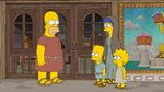 The Simpsons - 32x03 Now Museum, Now You Don't Screenshot