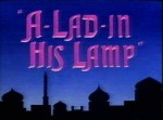 01x33 - BUGS BUNNY - A-Lad-In His Lamp