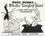 02x03 - BUGS & WITCH HAZEL - A Witch's Tangled Hare
