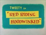 13x32 - T & S & Granny - Red Riding Hoodwinked