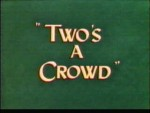 24x01 - CLAUDE CAT - Two's a Crowd