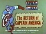 01x21 - Return Of Captain America / The Search / To Live Again