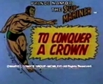 01x30 - To Conquer A Crown / A Prince No More / He Who Wears The Crown