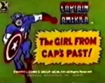 01x56 - The Girl From Cap's Past / The Stage Is Set / 30 Minutes To Live