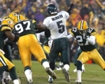34x11 - Philadelphia Eagles at Green Bay Packers